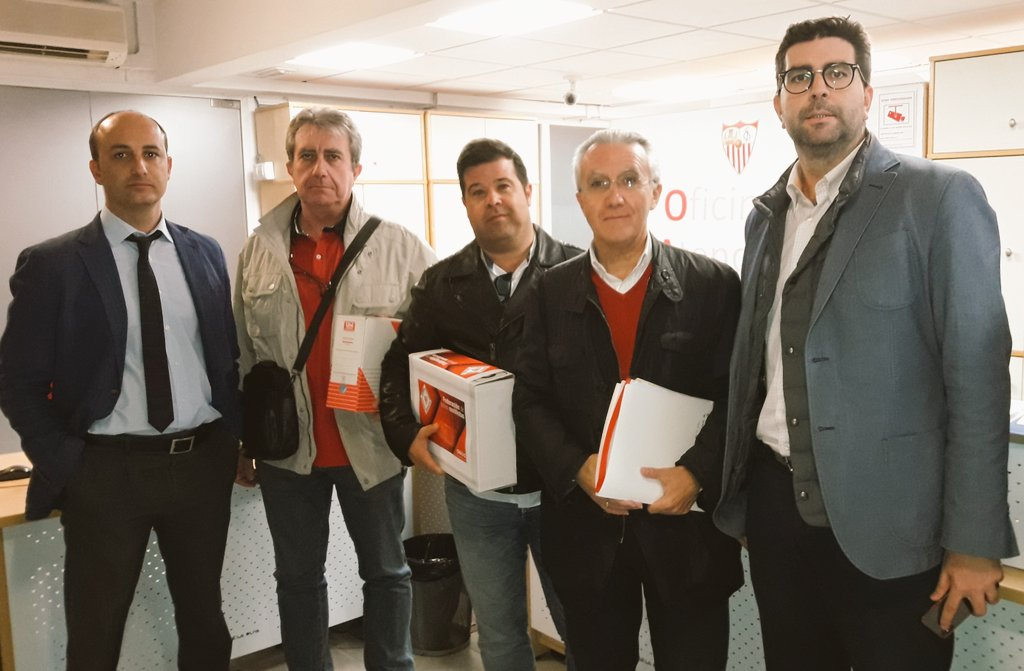 Accionistas Unidos del Sevilla hará alegaciones al anteproyecto de Ley