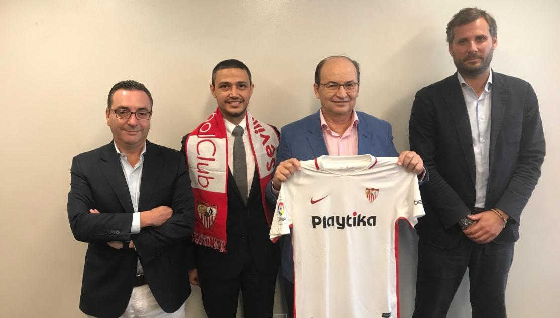 Tras Barça y Madrid, el Sevilla es club que más interés despierta en América