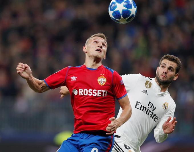 El Sevilla no pierde de vista a la joven perla rusa Chalov