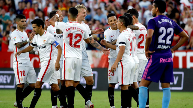 Las claves del liderato del Sevilla