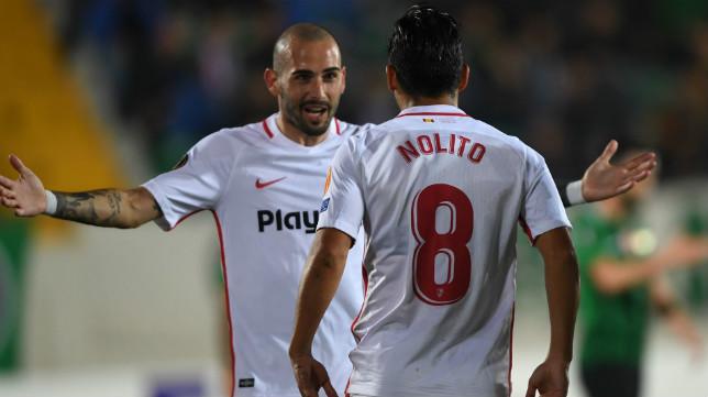 Ofertas de Rusia por dos jugadores del Sevilla FC