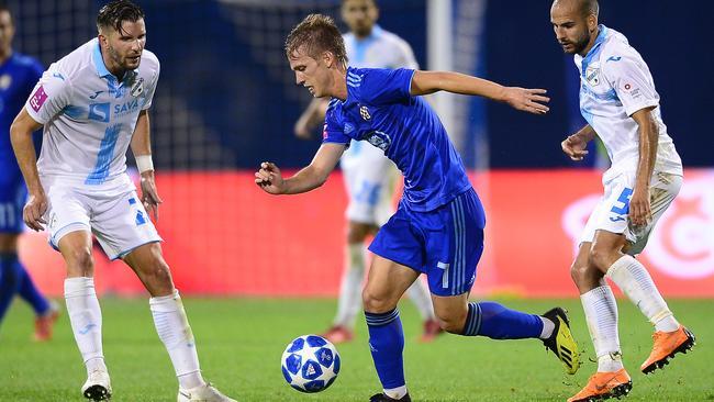 Dani Olmo inicia la batalla United-Tottenham-Sevilla FC por su fichaje