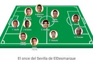 Foto: El posible once del Sevilla ante el Espanyol