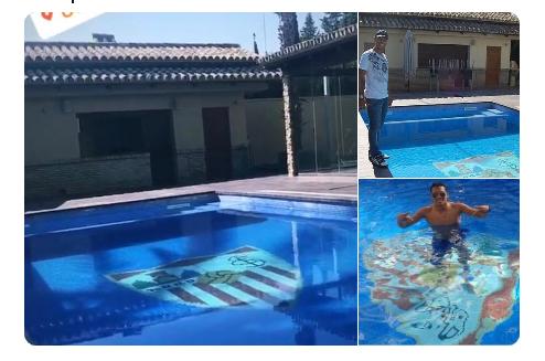 Foto: Luis Fabiano, Bacca y André Silva han vivido en la misma casa...