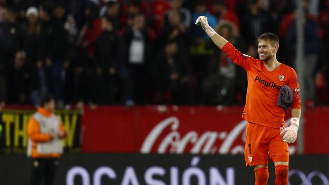 La fiabilidad defensiva del Sevilla en el Sánchez-Pizjuán