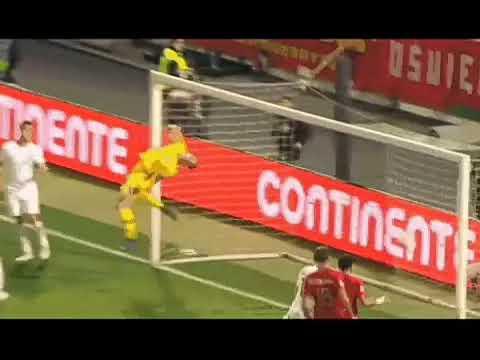 Vídeo: Buen gol de Andre Silva con Portugal
