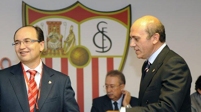 Paco González en 'Tiempo de Juego' anuncia la inminente venta del Sevilla