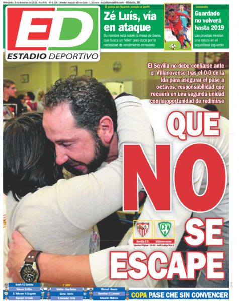 Portada ED - Que no se escape