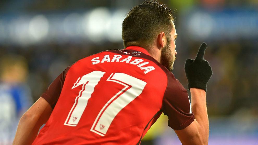 La renovación de Sarabia y la debilidad del Sevilla