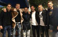 Foto: Jugadores del Sevilla y Betis hicieron cena de Navidad