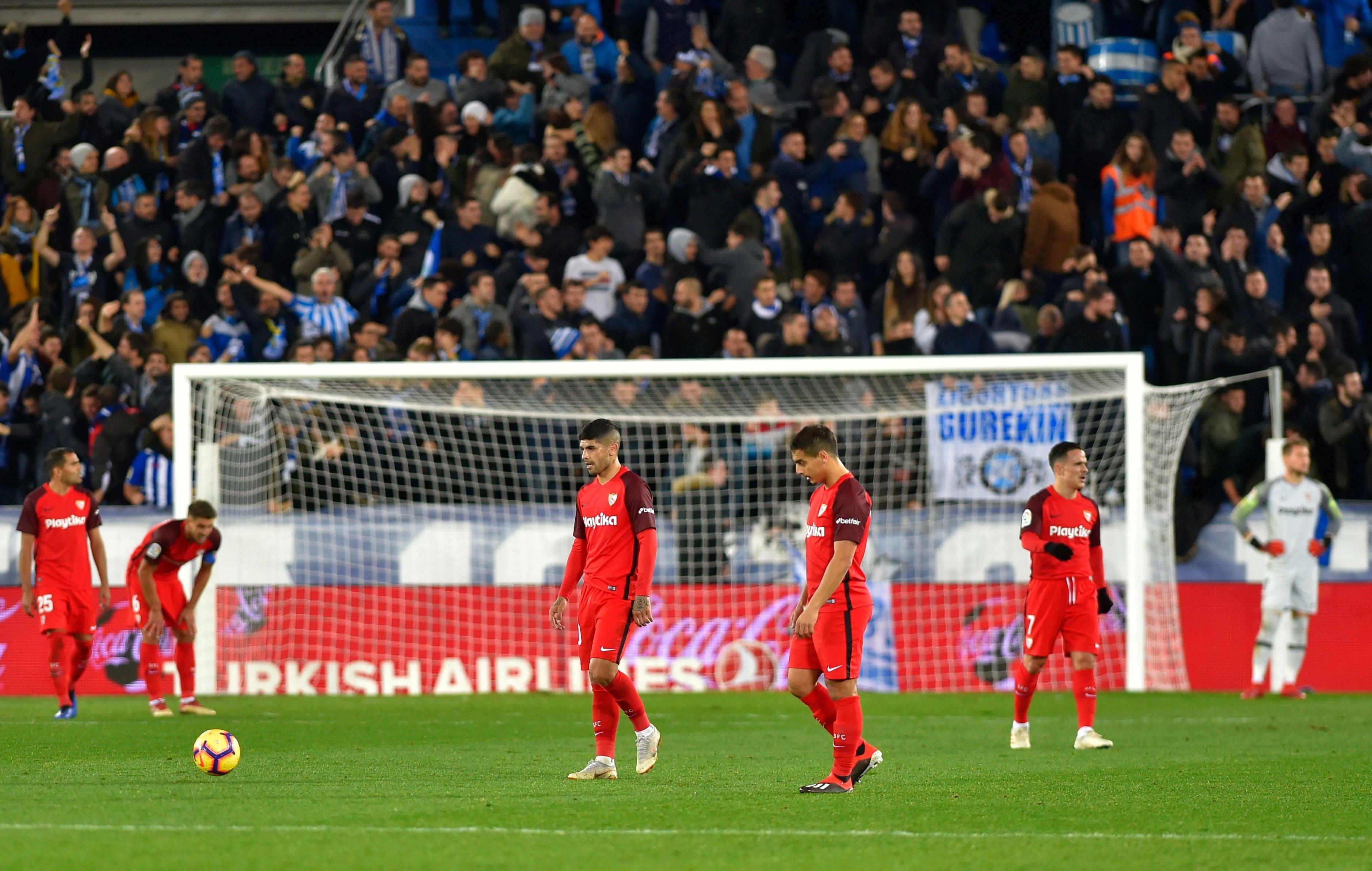El así jugaron los futbolistas del Sevilla de MuchoDeporte
