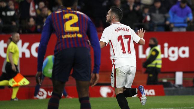 Las exigencias de Sarabia para la Premier League