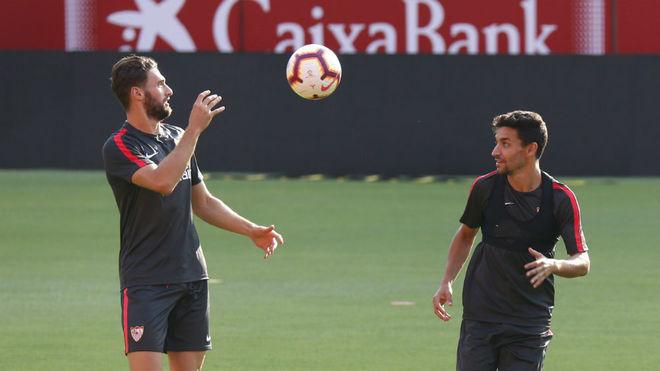 Jesús Navas y Sergi Gómez, convocados por la selección española