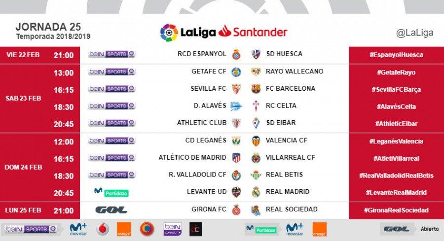 Foto: Ya hay horario para la visita del Barça al Sánchez-Pizjuán