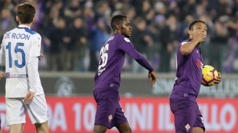 Las conversaciones del Sevilla y la Fiorentina por Muriel se enfrían