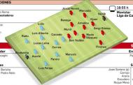 Foto: Horario, TV y onces del partido Lazio-Sevilla FC