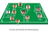 Foto: El posible once del Sevilla ante la Real Sociedad