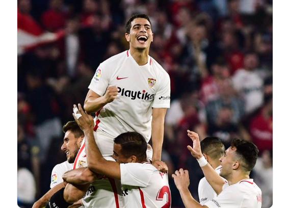 Los cinco jugadores del Sevilla que aumentan su valor de mercado