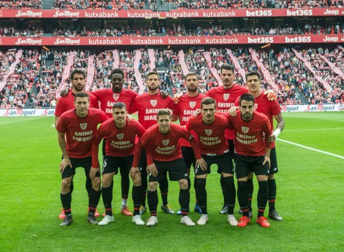 Foto: El detallazo del Athletic con Caparrós