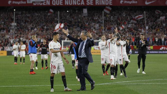 Pase lo que pase, Caparrós seguirá en el Sevilla