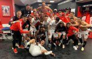 Reacciones de jugadores y técnicos en Twitter tras la victoria en el derbi