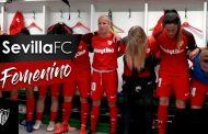 Vídeo: ¡¡Vive ElGranDerbi femenino desde dentro con el Sevilla FC!!