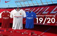 Vídeo y Fotos de las nuevas camisetas y patrocinador del Sevilla FC
