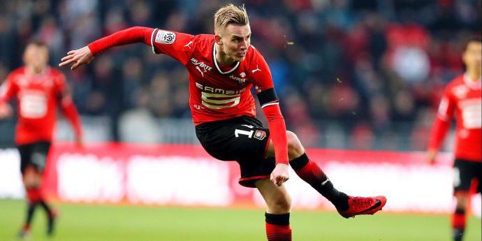 El Sevilla FC apuesta fuerte por Benjamin Bourigeaud