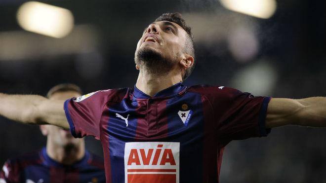 Acuerdo prácticamente cerrado entre Eibar y Sevilla FC por Joan Jordán