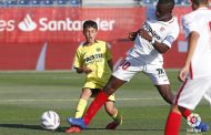 Foto: La impactante imagen que ha dejado un jugador del Sevilla FC de LaLiga Promises