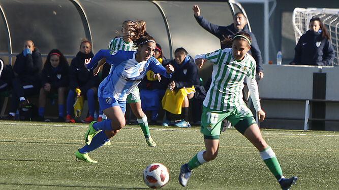 Trasvase Betis-Sevilla en el fútbol femenino