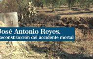 Vídeo: Reconstrucción del accidente de José Antonio Reyes