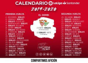 Calendario Completo.Foto El Calendario Completo De La Liga 2019 20 En Alta
