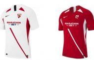 Foto: Las innovadoras camisetas del Sevilla AT para la temporada 2019/20