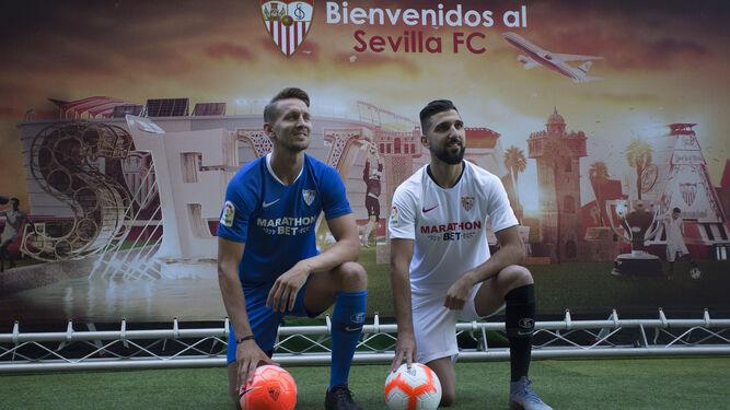 Monchi, Dabbur, De Jong y la fe en el gol sin fronteras