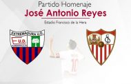 El Sevilla FC anuncia un partido homenaje a Reyes ante el Extremadura