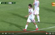Vídeo: Destacada actuación de Bryan Gil, que jugará la semifinal del campeonato de Europa