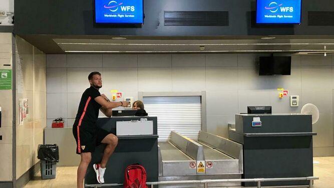 Los 33 que viajan a EEUU y los problemas de última hora