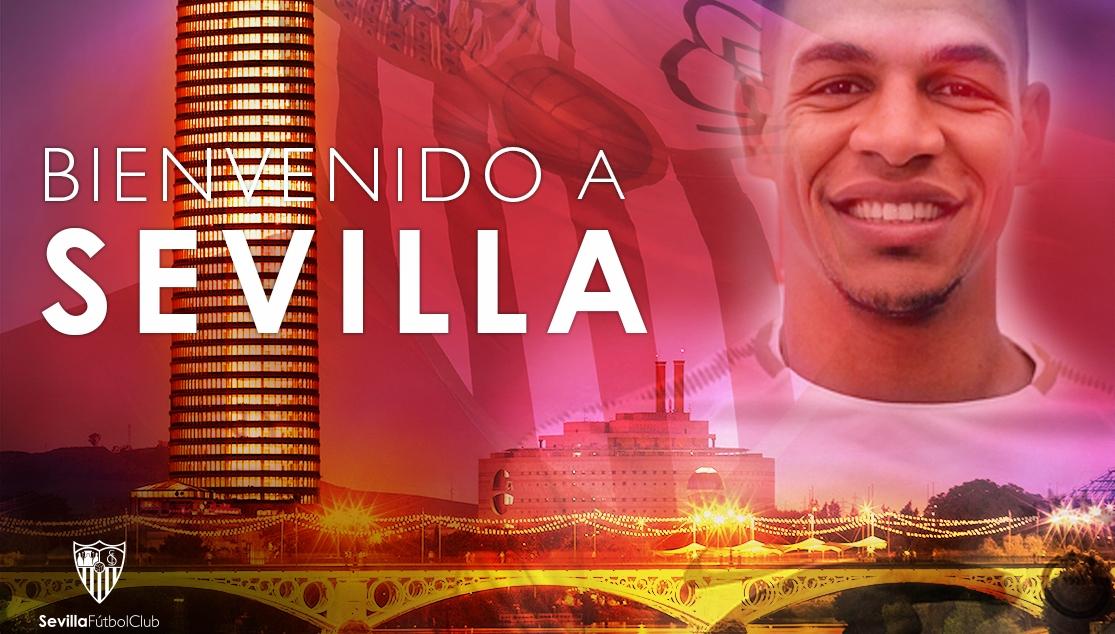 OFICIAL: Fernando Reges, octavo fichaje del Sevilla FC
