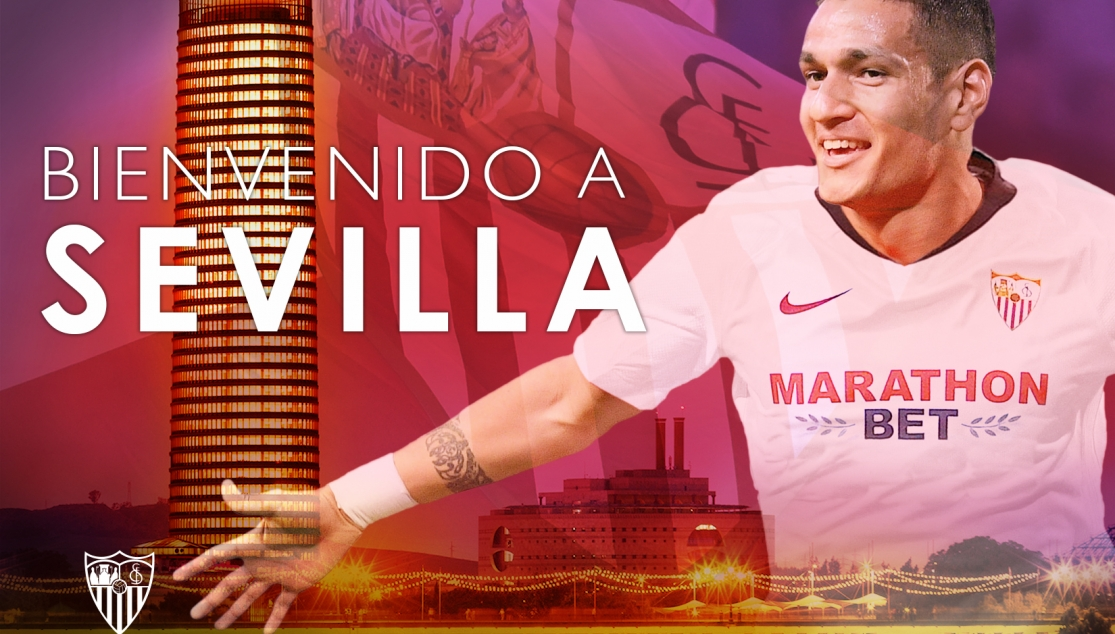 OFICIAL: Rony Lopes ficha por el Sevilla FC