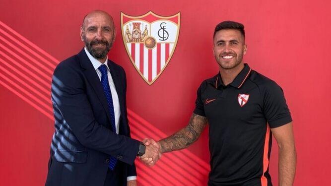El Sevilla FC ficha a un internacional sub19 con gran proyección