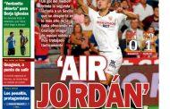 Portada ED - 'Air Jordán'
