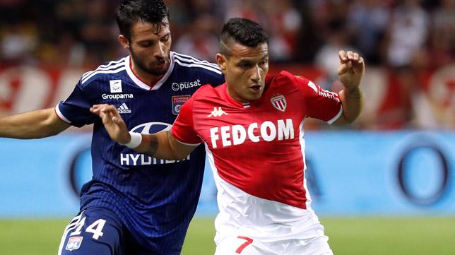 Rony Lopes estaría viajando para firmar con el Sevilla FC
