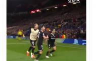 Vídeo: Los dos goles de Ben Yedder al MUnited, no te pierdas el sonido ambiente...