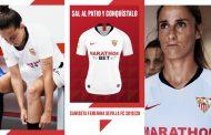 El Sevilla FC ha sacado una camiseta especial para las mujeres sevillistas
