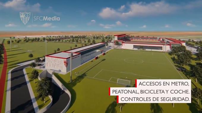 El Sevilla FC negocia para adquirir unos nuevos terrenos en Isla Menor