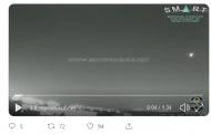 Vídeo: Impresionante bola de fuego cruza el cielo de Sevilla