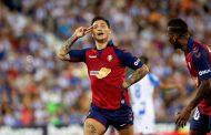 Osasuna contacta con Ángel ante la posible salida de Chimy Ávila, vía @lorentejuanma1