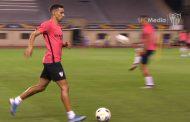 Vídeo: El Sevilla FC se entrenó en el Tofiq Bakhramov, escenario del estreno en la UEL 19/20
