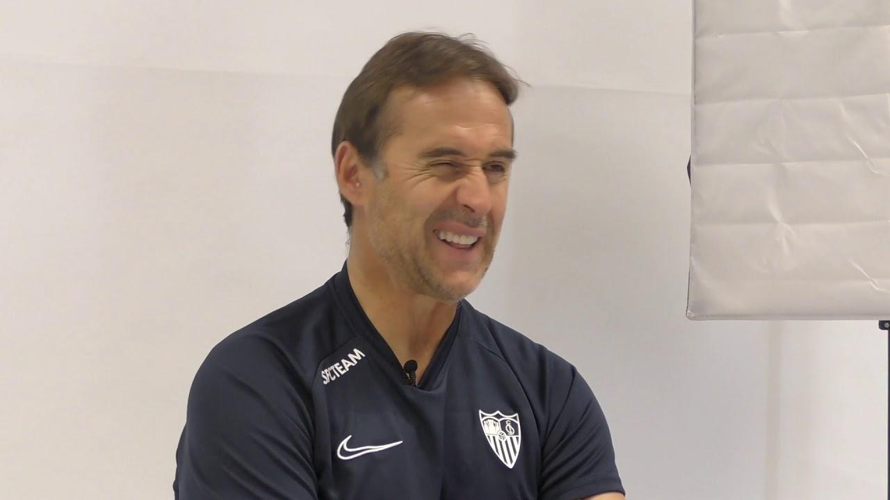 """Lopetegui: """"A raíz del primer gol todo ha sido más sencillo"""""""